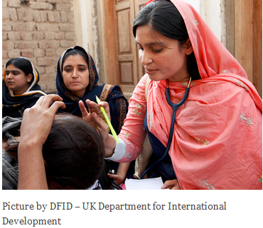 Picture by DFID - UK Department for International Development
